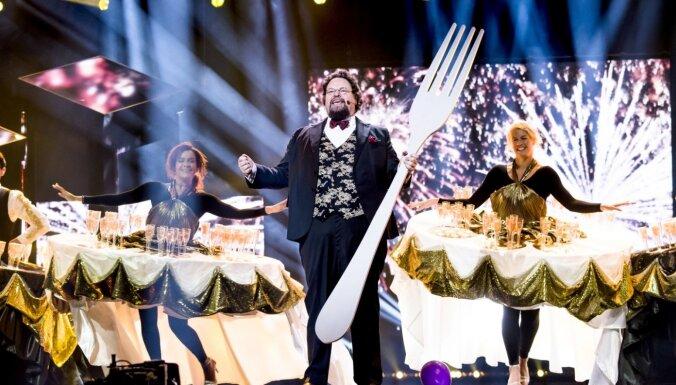 'Eirovīzijas' našķi un uzkodas – iesaka dziesmu konkursa eksperti un lielākie fani