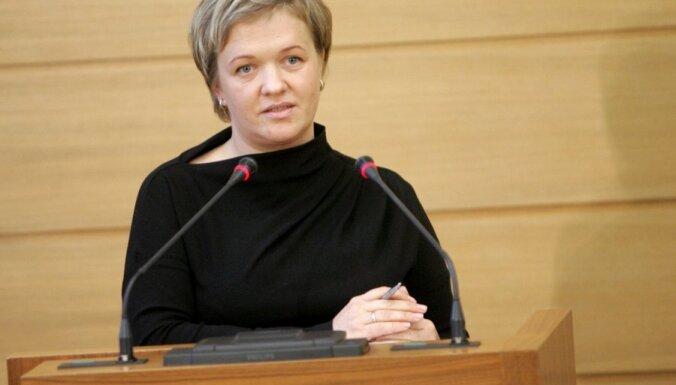 Daina Kājiņa: Dzimstības veicināšanai ir jānosaka konkrēts pieauguma procents
