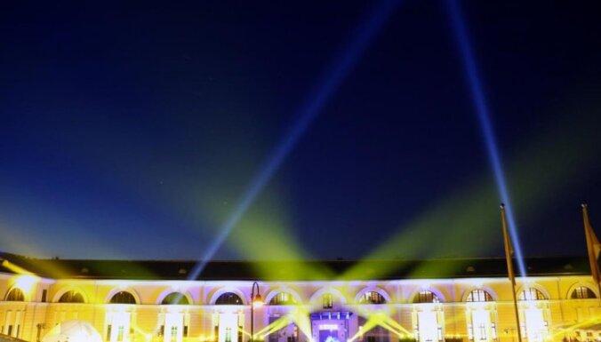 Rotko centra pagalmā norisināsies 4D strūklaku šovs