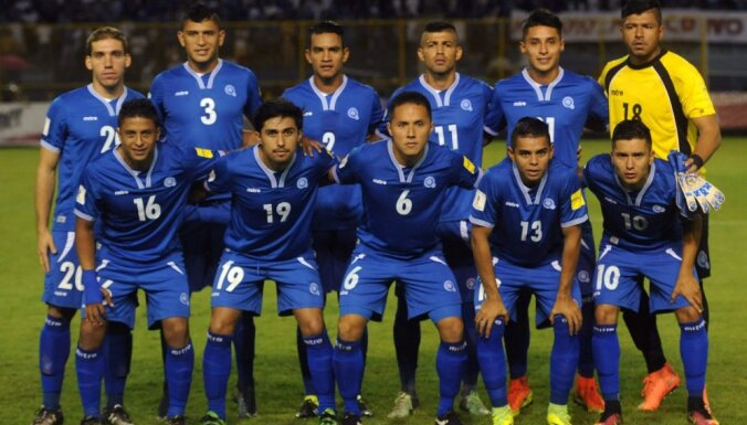 El Salvador s players