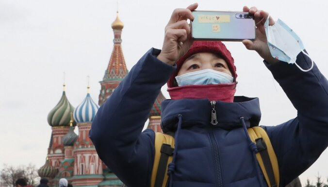 (Обновлено) Информация о коронавирусе в Москве не подтвердилась