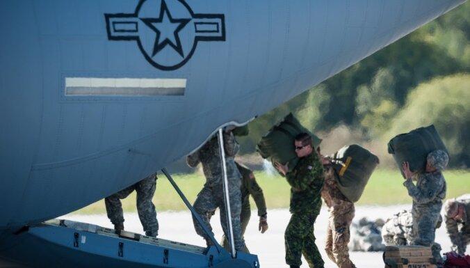 Notiks Gaisa spēku militārās mācības 'Silent Owl'