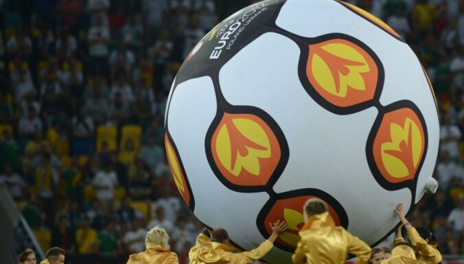 Кризис УЕФА не помеха: доход от ЕВРО-2012 почти миллиард