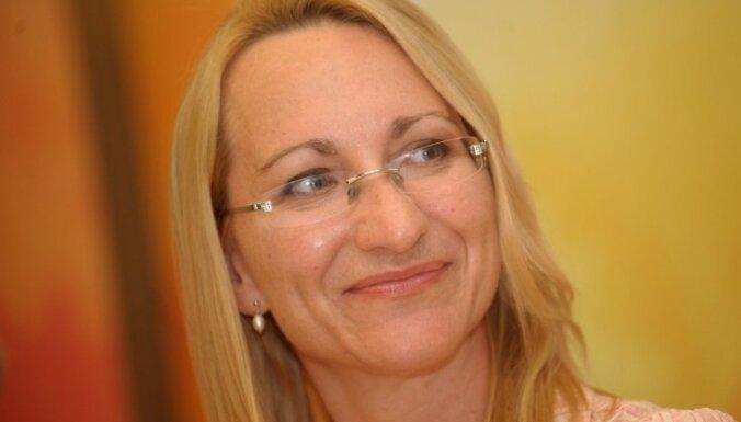 Par jauno kultūras ministri apstiprina Daci Melbārdi