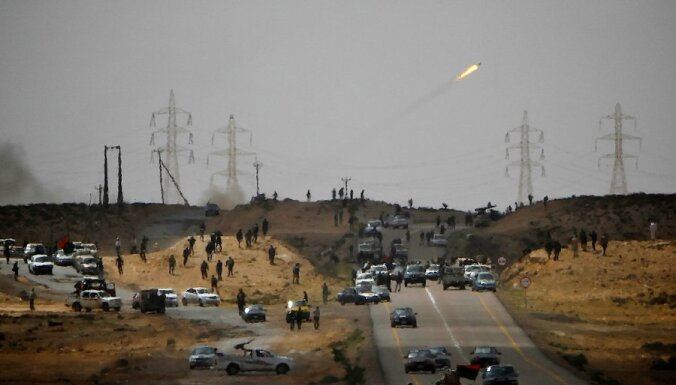 "Авиация НАТО уничтожила в Ливии советский ""утиль"""
