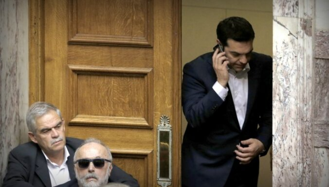 Eiropas Komisija nav pārsteigta par Cipra lēmumu rīkot parlamenta pirmstermiņa vēlēšanas