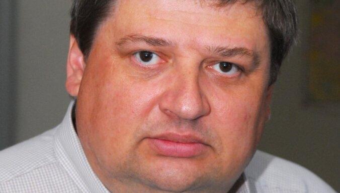Dainis Lemešonoks: Kad denuncēs Daugavu?