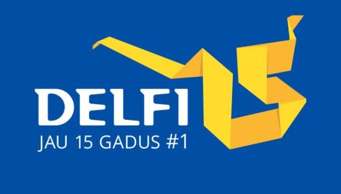 DELFI - 15: Pieci diži veikumi