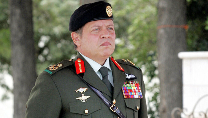 Jordānijas karalis maina partnerus – saudarābus un ASV izkonkurē citi
