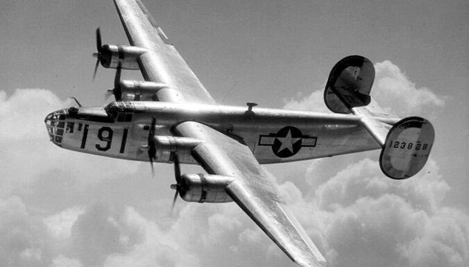 Минобороны Латвии почтит память летчиков США, сбитых в советские времена возле Лиепаи