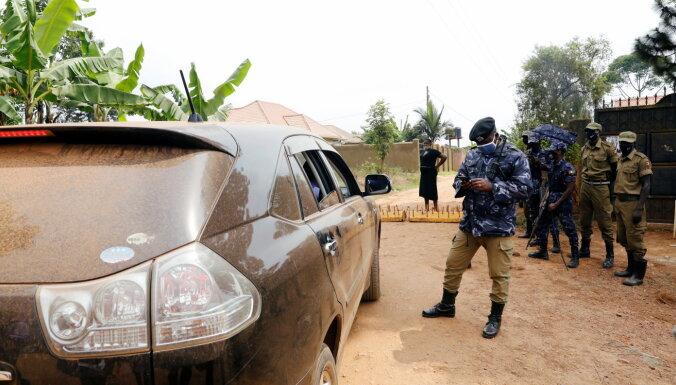 Uganda apsūdz ASV par jaukšanos valsts iekšpolitikā