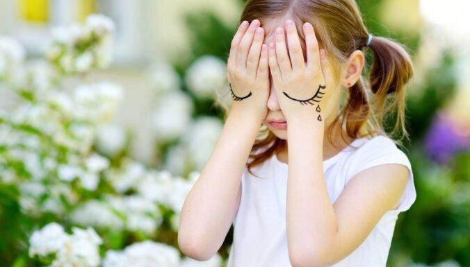 Jautājums un atbilde: 10 gadus vecā meita raud par katru sīkumu