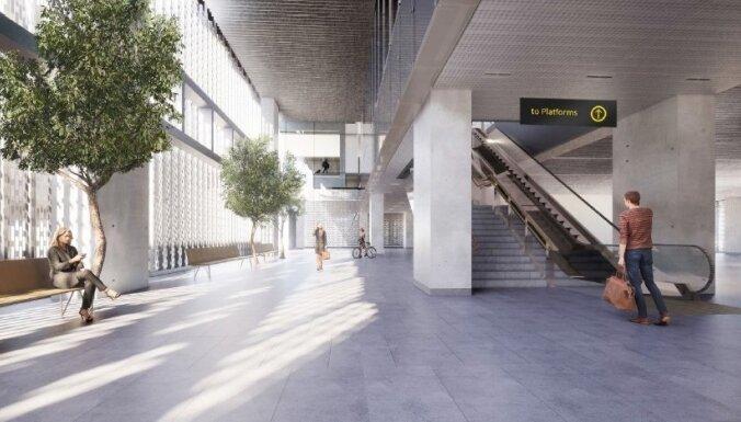 'Rail Baltica' staciju un saistīto infrastruktūru Rīgas lidostā vēlas būvēt 11 pretendenti