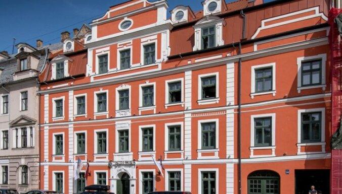 Опустевшие рижские гостиницы снова закрываются: по ним ударило требование о самоизоляции