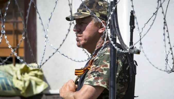 Швед попал в плен к ополченцам под Луганском