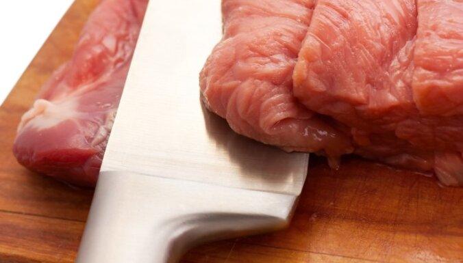 Зараженное трихинеллезом мясо найдено на нелегальной бойне