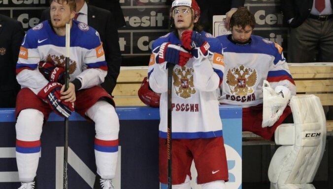 Kanāda - Krievija