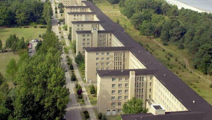 """Нацистский """"мега-санаторий"""" надеется на новую жизнь"""