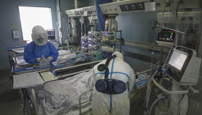 В Европе зафиксировали первый случай смерти от коронавируса