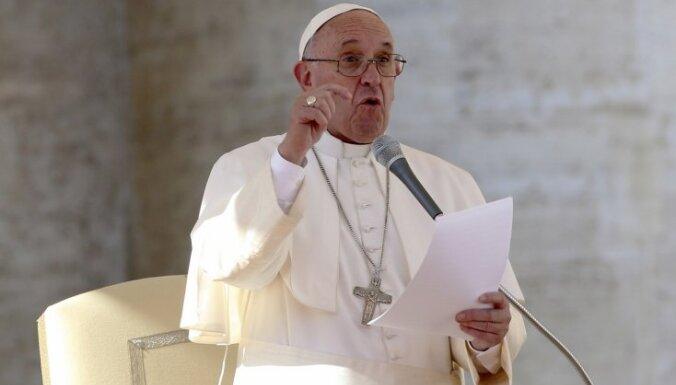 Папу Римского Франциска обвинили в распространении ереси