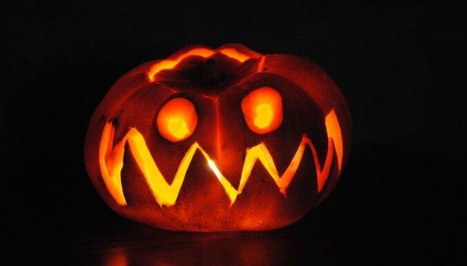 Хэллоуин приживается в Латвии: продажи тыкв выросли в несколько раз