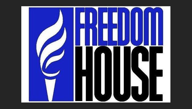 Freedom House: в странах Балтии лучше всего с демократией у Эстонии