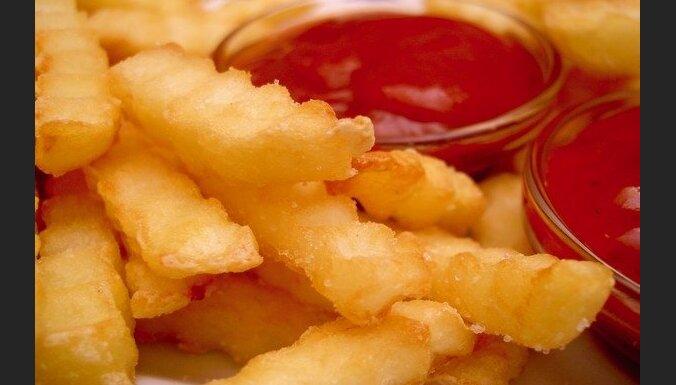 Из меню школ и детсадов с июня исчезнут картошка фри, майонез и кетчуп