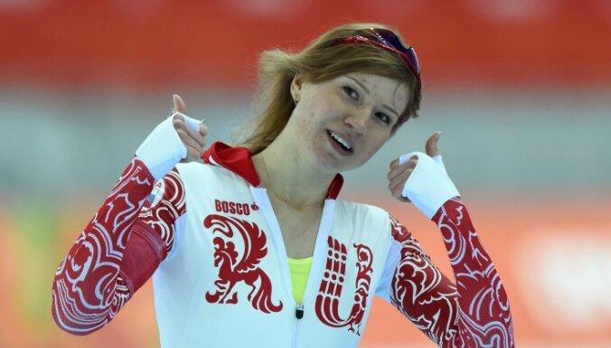 У российской конькобежки Фаткулиной — серебряная медаль