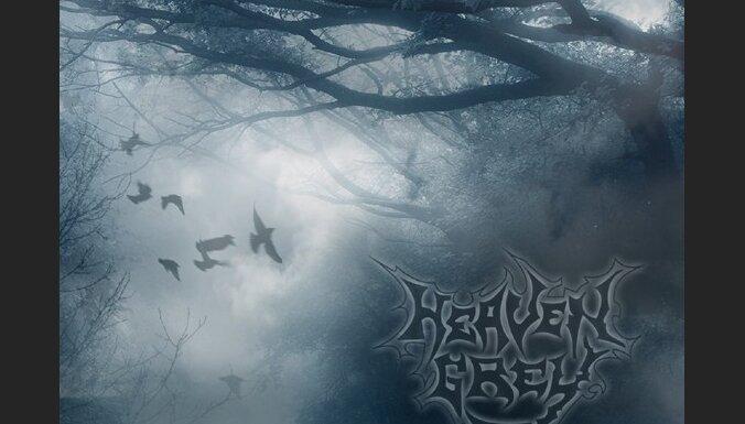 'Heaven Grey' prezentēs savu jauno albumu 'Falling Mist'