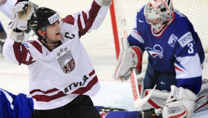 Хартли выбрал капитана для сборной Латвии на чемпионате мира в Словакии