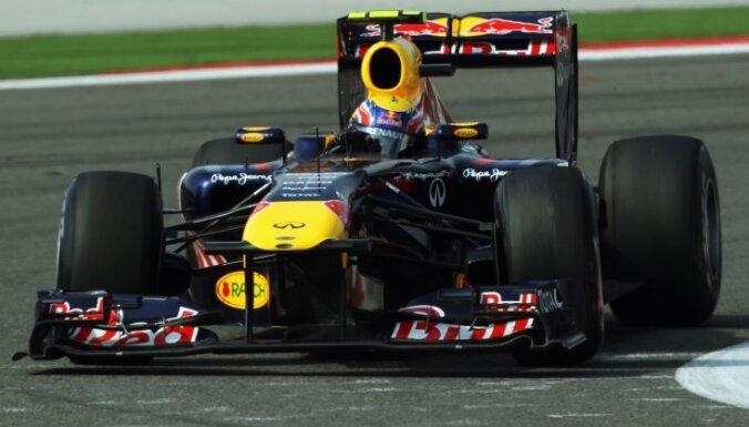 Последнюю гонку сезона Ф-1 выиграл Уэббер