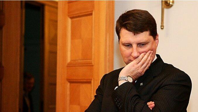 Бондарс, Вейонис и Левитс готовы проработать на посту президента два срока