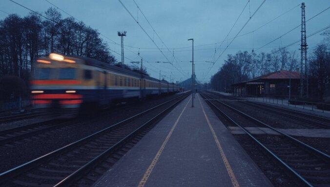 Ar Covid-19 inficētais braucis vilcienā Valga – Rīga