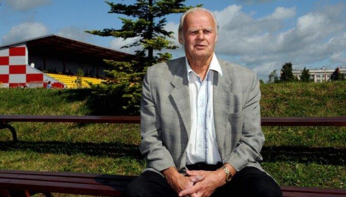 Латвийский копьеметатель Янис Лусис включен в зал Славы ИААФ