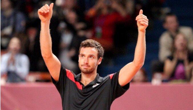 Gulbis pietuvojies savam ATP ranga rekordam