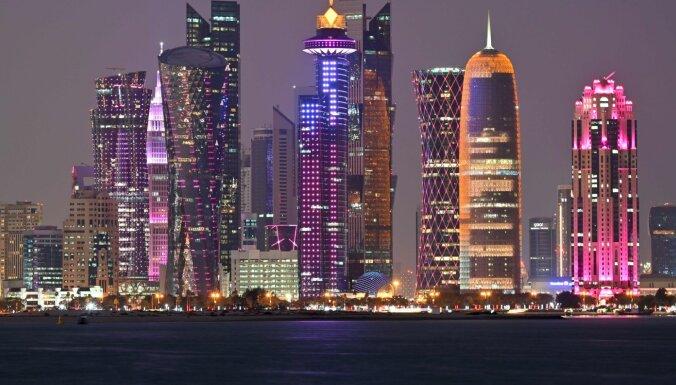 Mauritānija atjauno diplomātiskās saites ar Kataru