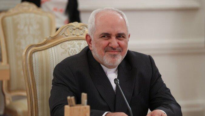 Irānas ārlietu ministrs: ASV ir bezatbildīgs aktors