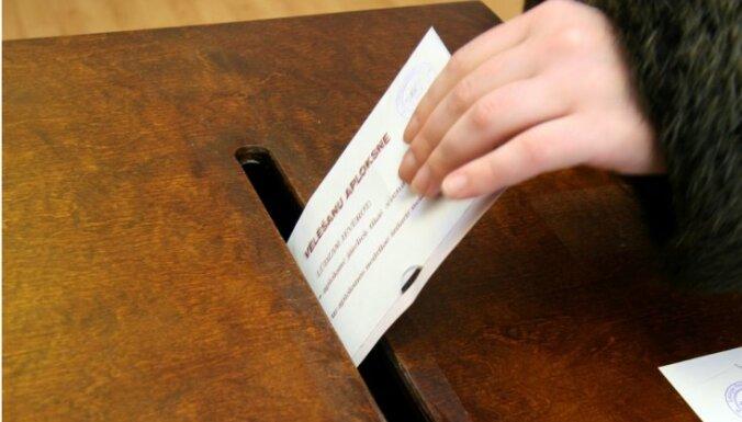 Rosina likuma izmaiņas, lai Saeimas vēlēšanās varētu balsot arī ar personas apliecību