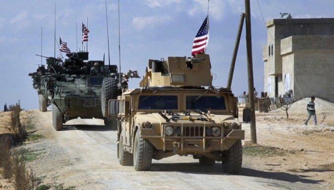 США опровергли сообщение о нанесении коалицией удара по Сирии