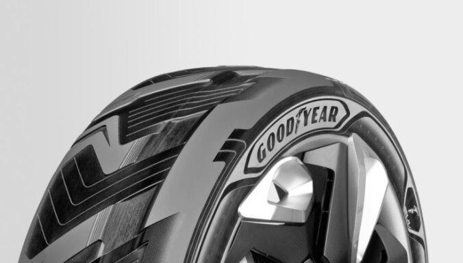 'Goodyear' 2,8 miljardu darījumā nopērk konkurentu