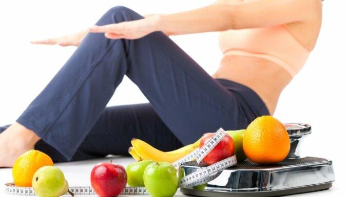 похудение помощью яблочного дня