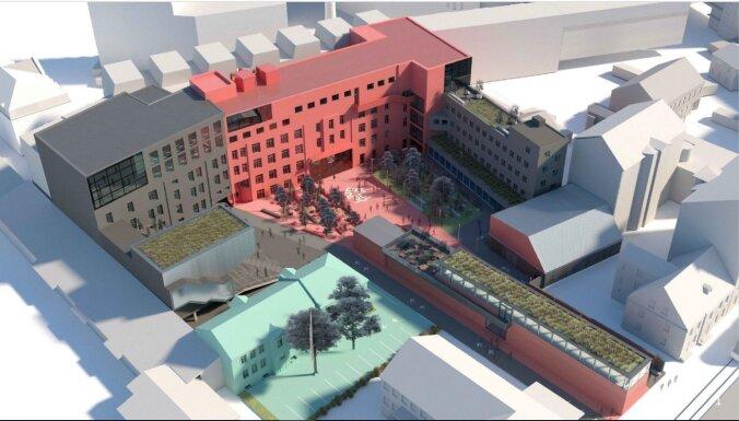 Izsludināts konkurss Tabakas fabrikas un LNOB darbnīcu kompleksa attīstībai