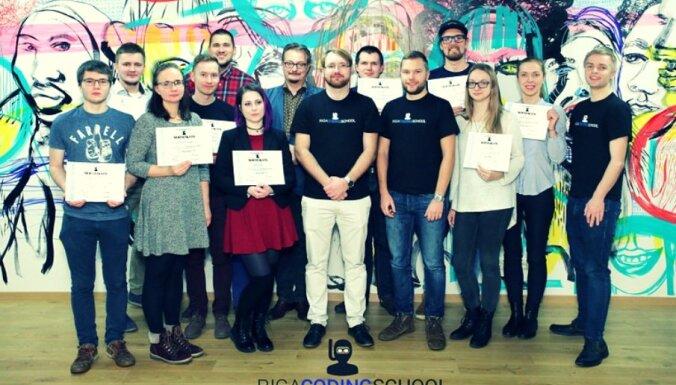 В Риге открылась школа интенсивного обучения программированию для взрослых — Riga Coding School