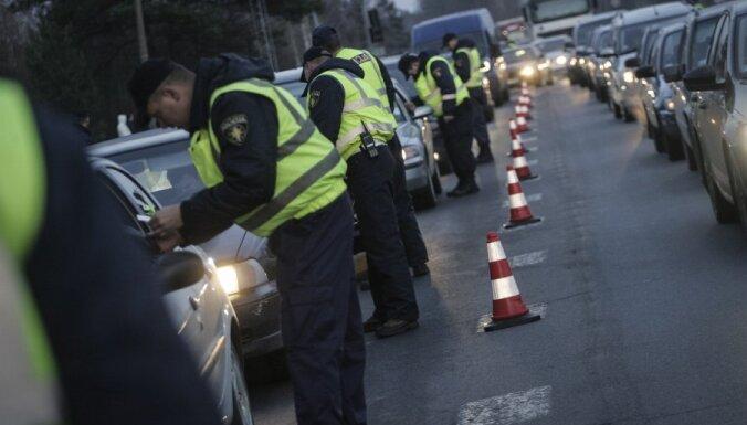 Итоги рейдов: на выходных полиция поймала 160 пьяных водителей