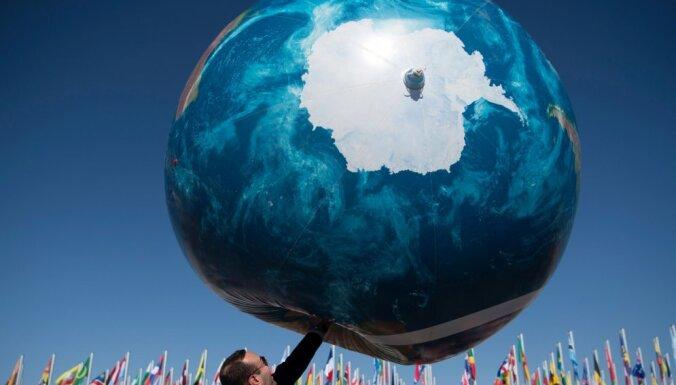Pērnais gads pasaulē bijis karstākais novērojumu vēsturē