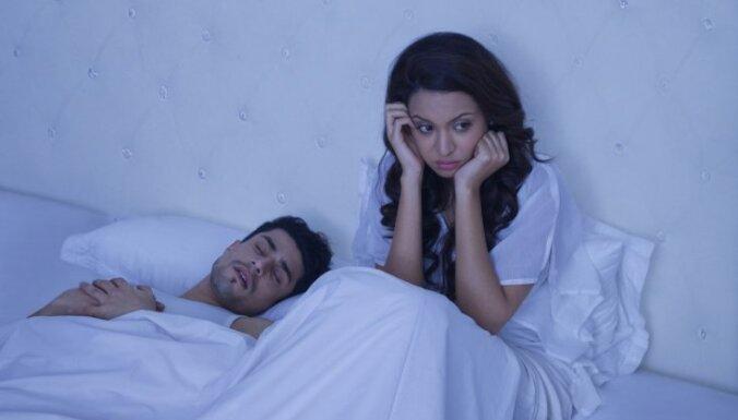 Ko darīt, ja grūti aizmigt un miegs trausls