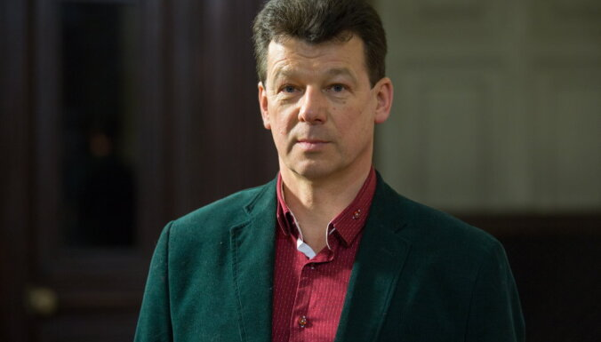 Daugavpils eksmēru Eigimu atbrīvo no izolatora (plkst. 22.59)