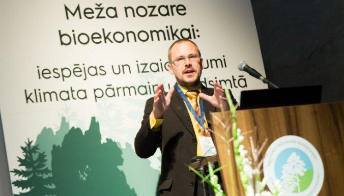 Āris Jansons: Meži – gadsimtu gaitā cilvēku veidoti un pārveidoti