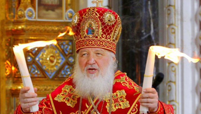 Romas pāvests pirmo reizi vēsturē tiksies ar Krievijas pareizticīgās baznīcas patriarhu