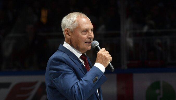 Savickis uzsver KHL nozīmi: projekts ir labs Krievijai, bet Latvijai – kolosāls